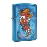 Зажигалка Zippo - Kio Fish (28139)