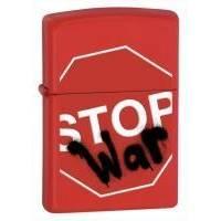 Зажигалка Zippo - Stop War (28140)