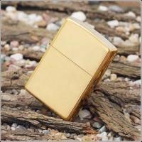 Зажигалка Zippo - Solid Brass (254B)