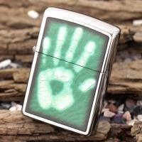 Зажигалка Zippo - Identity Hand Print (28283)