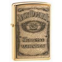 Зажигалка Zippo - Jack Daniels (254BJD428)