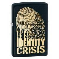 Зажигалка Zippo - Identity Crisis (28295)