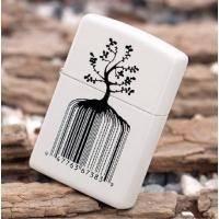 Зажигалка Zippo - Identity Tree Barcode (28296)