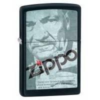 Зажигалка Zippo - Depot Zippo Logo (28300)