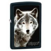 Зажигалка Zippo - White Wolf (28303)