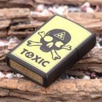Зажигалка Zippo - Toxic (28310)