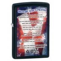Зажигалка Zippo - Military Wifes Prayer (28315)