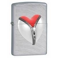 Зажигалка Zippo - Zip Heart (28327)