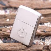 Зажигалка Zippo - Power Button (28329)