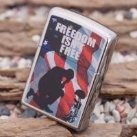 Зажигалка Zippo - Freedom Isnt Free (28336)