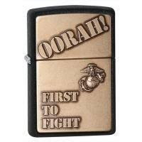 Зажигалка Zippo - Marine Corp Oorah Emblem (28368)