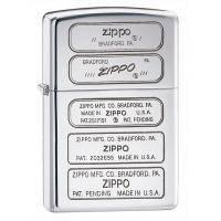 Зажигалка Zippo - Zippo Bottom Stamps (28381)