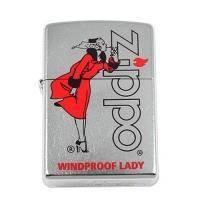 Зажигалка Zippo - Windproof Lady (28385)