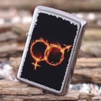 Зажигалка Zippo - Man Woman Fire (28446)