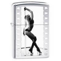 Зажигалка Zippo - Pole Dancer (28448)