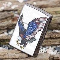 Зажигалка Zippo - Eagle Flag (28449)