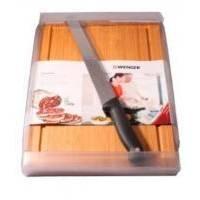 Wenger - Набор Grand Maitre нож 22 см + доска (арт. 3.10.255)