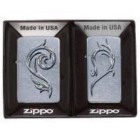 Набор из 2-x зажигалок Zippo - Heart Combo (28477)