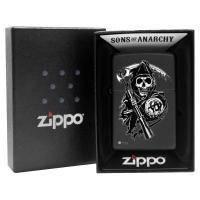Зажигалка Zippo - Sons of Anarchy (28504)