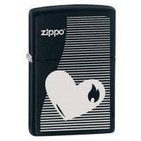 Зажигалка Zippo - Heart Lines (28549)