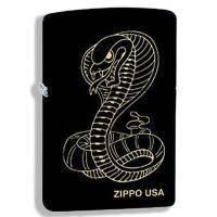 Зажигалка Zippo - Snake (28551)