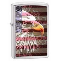 Зажигалка Zippo - Eagle Flag (28652)