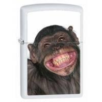 Зажигалка Zippo - Monkey Crown (28661)