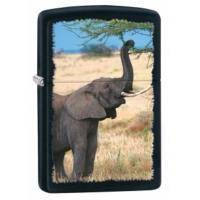 Зажигалка Zippo - Elephant (28666)