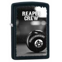 Зажигалка Zippo - Sons of Anarchy Reaper Crew (28677)