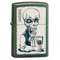 Зажигалка Zippo - Skeleton Bartender (28679)