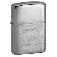 Зажигалка Zippo - Brushed Chrome (28690)