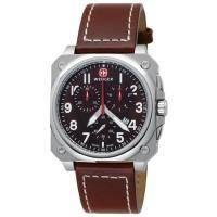 Wenger - Набор наручные часы AeroGraph Cockpit Chrono 77014 и нож EvoWood 1.17.09.830 (арт. 77014)