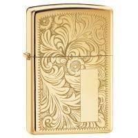 Зажигалка Zippo -  Venetian Brass (352B)