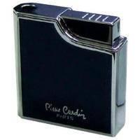 Pierre Cardin - Зажигалка газовая пьезо синий лак с хромом (арт. MFH-367-02)