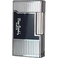 Pierre Cardin - Зажигалка газовая кремниевая лаковая (арт. MFH-78-01)