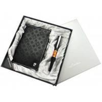 Pierre Cardin - брелок-фоторамка в виде кошелька для ручек черный (арт. PCG04-03)
