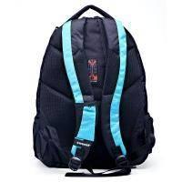 Wenger - Рюкзак для ноутбука черный/синий 33 х 19 х 45 см полиэстер 900D (арт. 11862315)