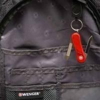 Wenger - Рюкзак Zoom для ноутбука синий/серый 36 x 21 x 47 см полиэстер 900D (арт. 1191315)
