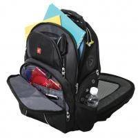 Wenger - Рюкзак для ноутбука серый/черный 34 х 23 х 47 см (арт. 12704215)