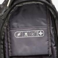 Wenger - Рюкзак Narrow hiking pack черный 47 х 23 х 18 см (арт. 13022215)