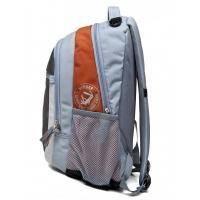 Wenger - Рюкзак Montreux серый/оранжевый 33 х 19 х 43 см (арт. 13854715)