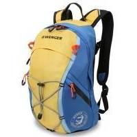 Wenger - Рюкзак жёлтый/синий 39 х 24 х 15 см 14л (арт. 3053347402)