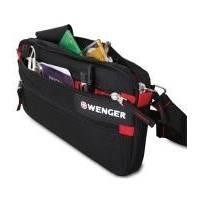 Wenger - Сумка дорожная для документов Waist bag черный/красный 31 х 3.5 х 15 см (арт. 18292132)