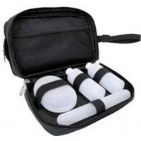 Wenger - Несессер Deluxe toiletry kit черный, 26 х 17 х 18 см (арт. 8756213)