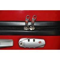 Wenger - Чемодан EVO LITE Pilot Case 19 красный, поликарбонат, 48 х 34 х 22 объем 35 л (арт. 18312168)