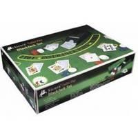 Настольная игра - Набор для покера Duke 200 фишек, 1 колода карт (арт. BJ2200)