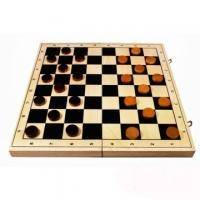 Настольная игра - Набор из 3 игр Duke шахматы, нарды, шашки (арт. A121)