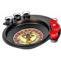 Настольная игра - Пьяная рулетка Duke на 6 рюмок (арт. S10R)