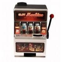 Настольная игра - Мини игровой автомат Duke Однорукий бандит (арт. TM001)