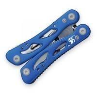 Swiss+Tech - Карманный мультитул 12 в 1 синий (ST35015ES)